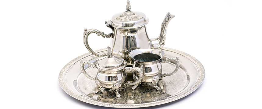 Silver Plating in Del Mar
